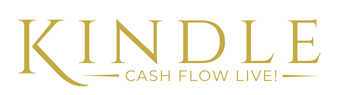 kindle cash flow live